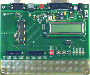 PE2450 Development System. Click for details.